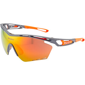 Rudy Project Tralyx XL Lunettes, pyombo matte - rp optics multilaser orange